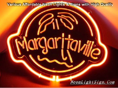 LARGEST Margaritaville Palm Tree 3D Beer Bar Neon Light Sign
