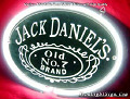 Jack Daniel\'s old #7 3D Beer Bar Neon Light Sign