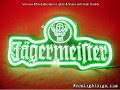 Jagermeister/Jagermeifter 3D Beer Bar Neon Light Sign