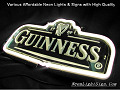 GUINNESS 1759 LOGO 3D Beer Bar Neon Light Sign