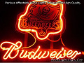 NFL Tampa Bay Buccaneers Budweiser Beer Bar Neon Light Sign