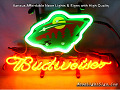 NHL Minnesota Wild Budweiser Beer Bar Neon Light Sign
