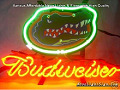 NCAA Florida Gators Budweiser Beer Bar Neon Light Sign