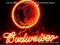 NCAA Florida State Tide Budweiser Beer Bar Neon Light Sign