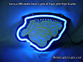 NFL Jacksonville jaguars 3D Neon Sign Beer Bar Light