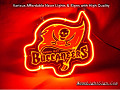 NFL Tampa Bay Buccaneers 3D Neon Sign Beer Bar Light