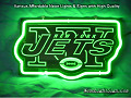 NFL NEW YORK JETS 3D Neon Sign Beer Bar Light