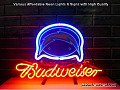 NFL  San Diego Chargers  Budweiser Beer Bar Neon Light Sign