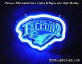NCAA Air Force Falcons 3D Beer Bar Neon Light Sign