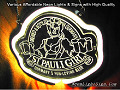 Saint St.Pauli Girl Bottle 3D Beer Bar Neon Light Sign