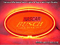 NASCAR Nationwide Series 3D Beer Bar Neon Light Sign
