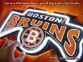 NHL BOSTON BRUINS 3D Beer Bar Neon Light Sign