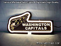 NHL WASHINGTON CAPITALS 3D Beer Bar Neon Light Sign