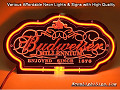 Budweiser Millennium 3D Beer Bar Neon Light Sign